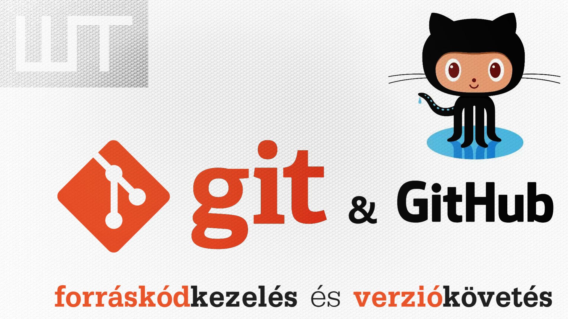 Git és Github